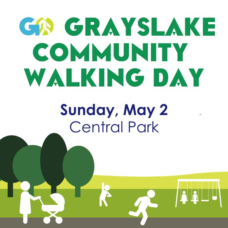 GO Grayslake Community Walking Day